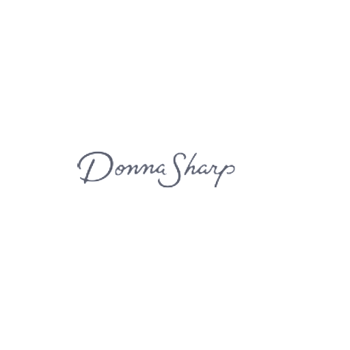 Decorative Pillow - Duck, Denim Square